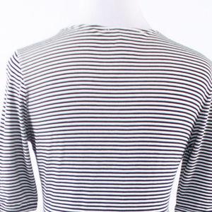 White House Black Market Tops - White House Black Market black blouse S